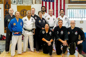 Black Belts with GMKS